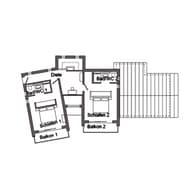 E 20-170.1 - Traditioneller Baustil Grundriss