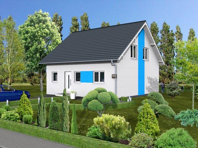 Flieder von AVOS Hausbau Außenansicht 1
