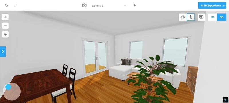 Floorplanner Grundriss 360 Grad