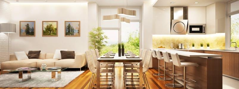 Die Ausstattung und Einrichtung des Hauses