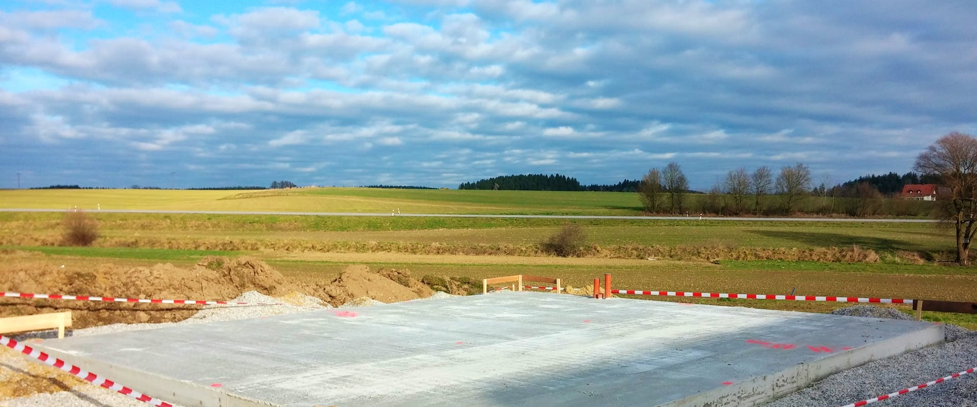 Relativ Bodenplatte Techniken und Kosten | Fertighaus.de Ratgeber JN35