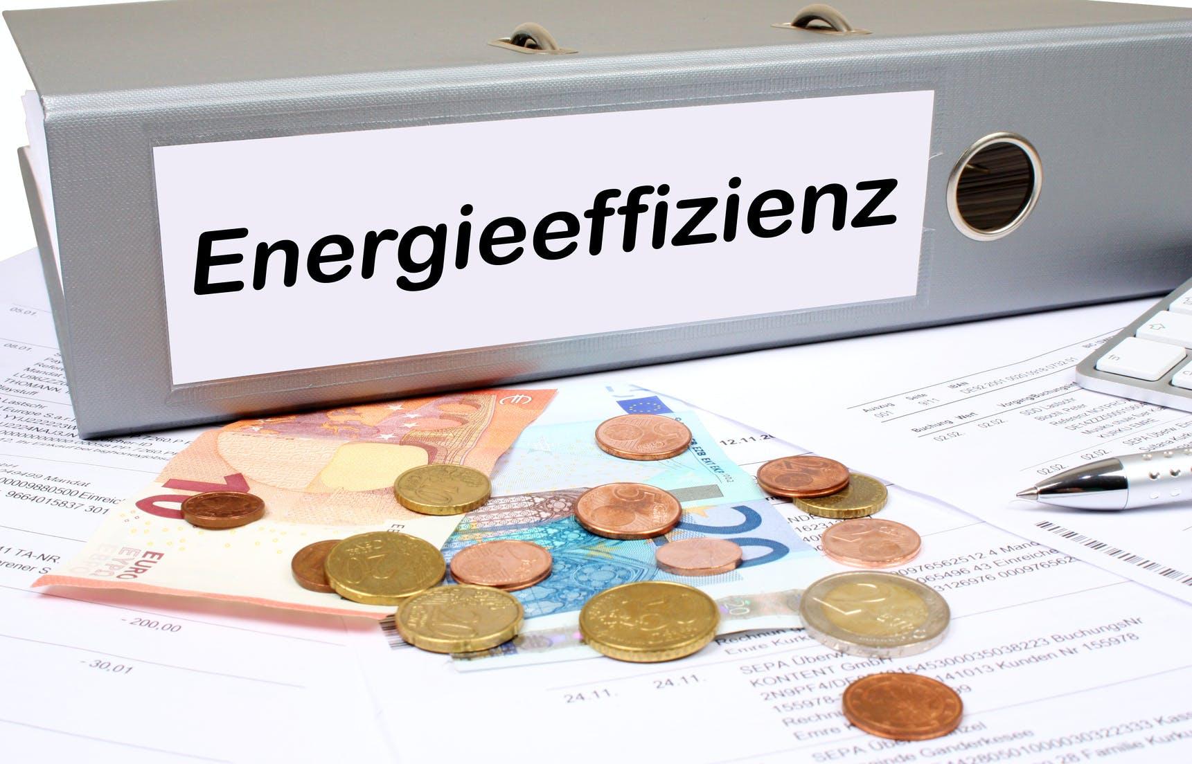 Fördderung für energieeffizientes Bauen