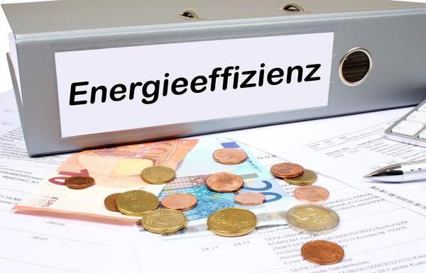 Finanzielle Förderung für Energieeffizienz