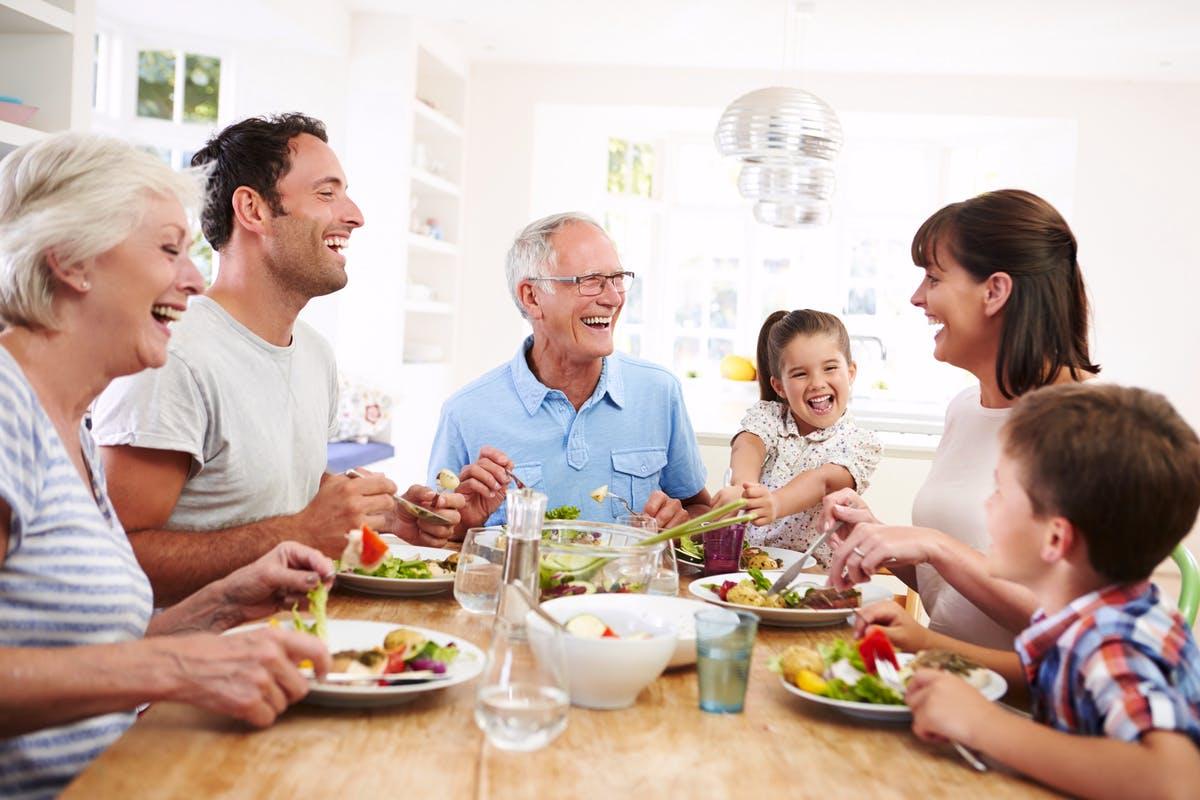 Mehrgenerationenhaus Wohnküche