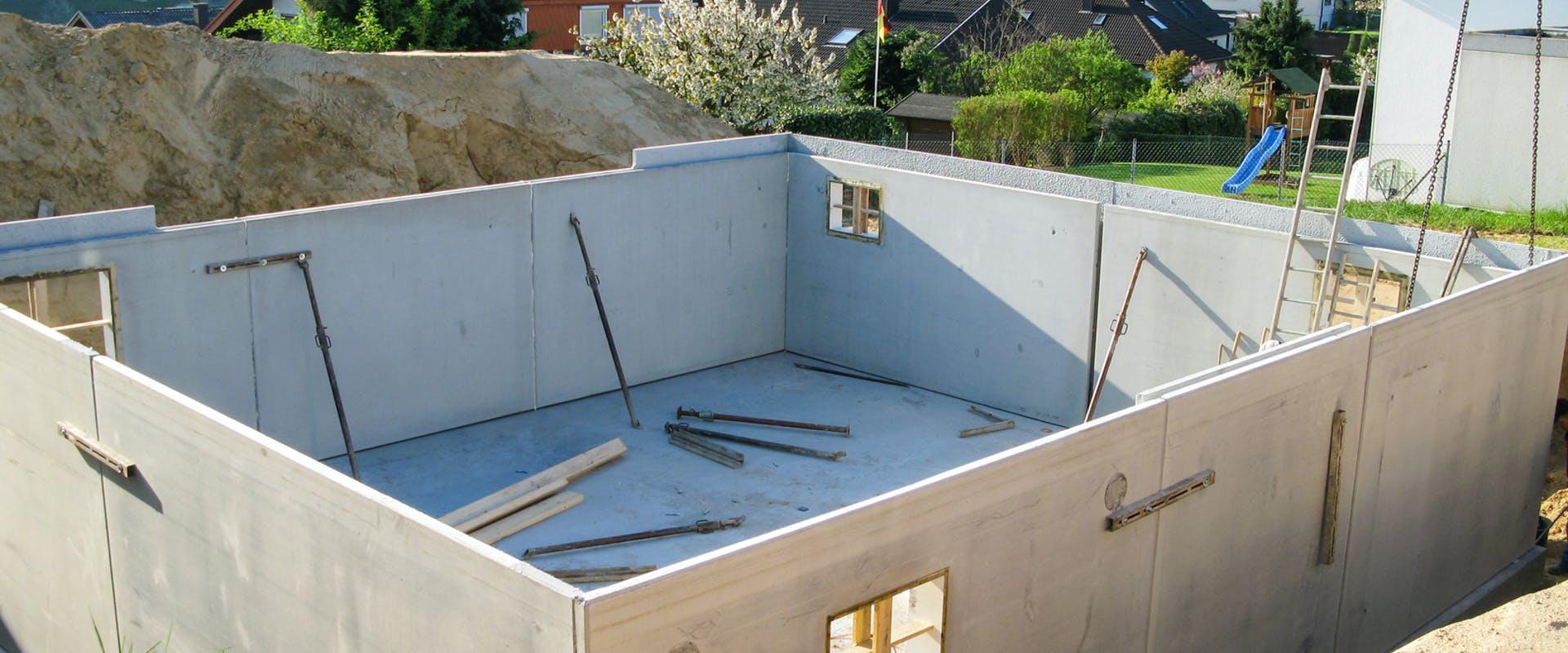 Was ist beim Kellerbau zu beachten? | Fertighaus.de Ratgeber
