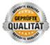 Modul Garagen - geprüfte Qualität Siegel