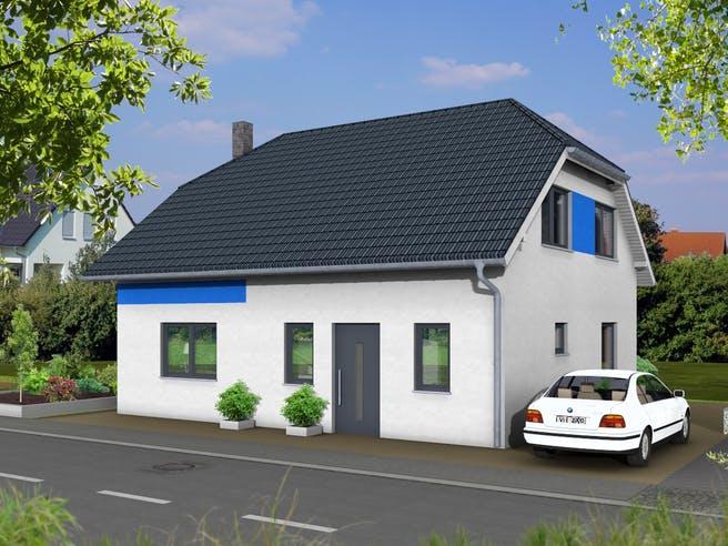 Hortensie von AVOS Hausbau Außenansicht 1
