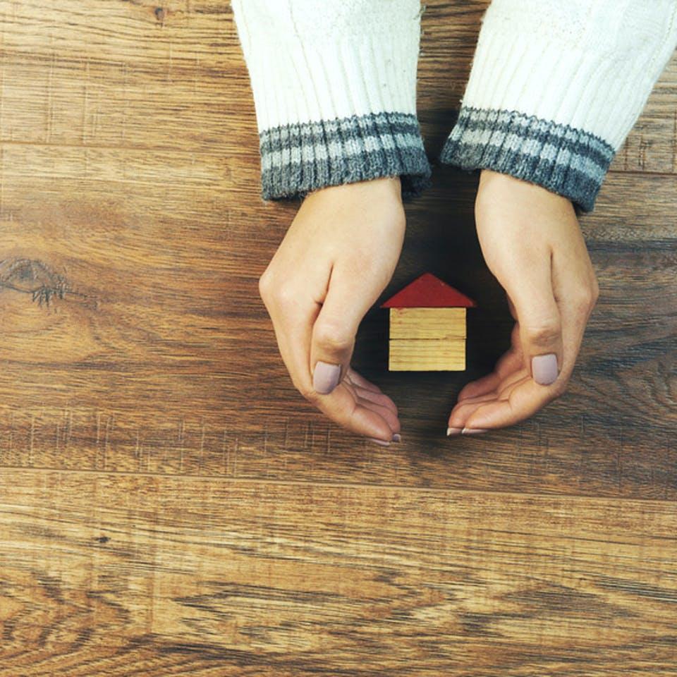 Versicherungen für das Haus nach Einzug