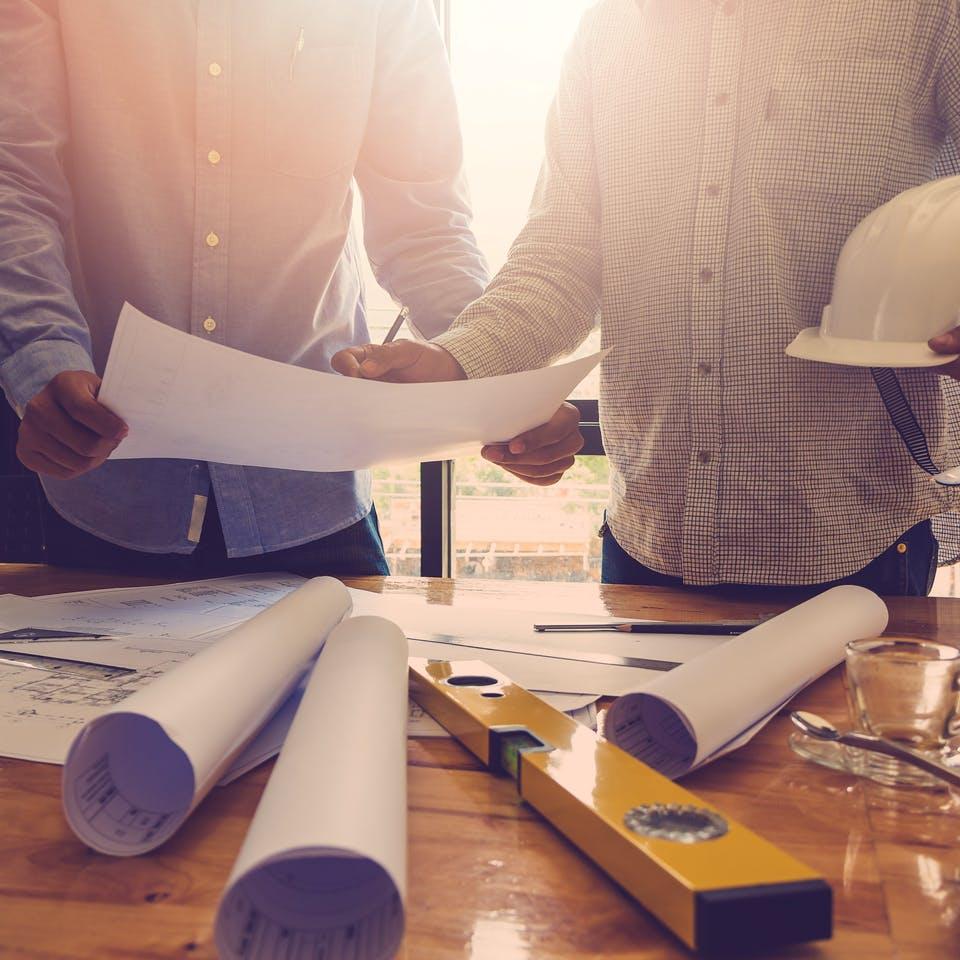 Hausplanung mit Bauträger