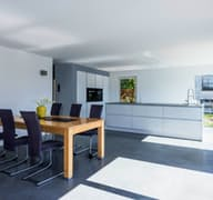 Kundenhaus Dettingen Innenaufnahmen
