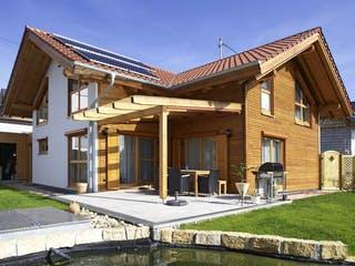 Schlüsselfertiges Holzhaus - Fertighaus.de