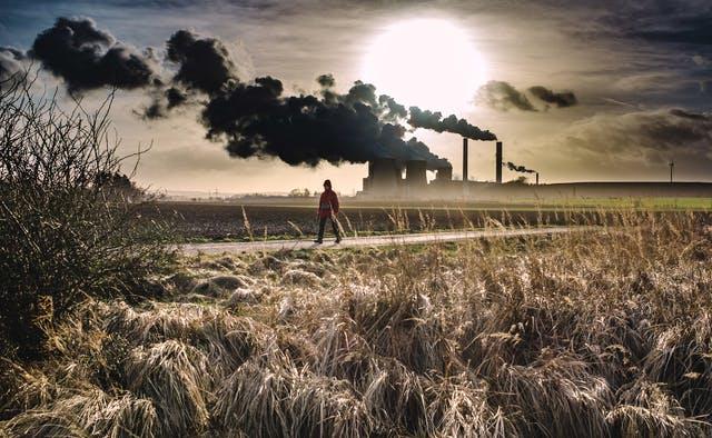 Fabriken am Horizont