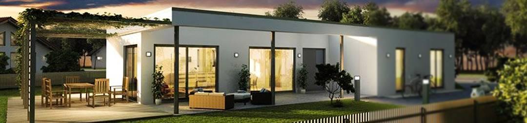 Moderne Häuser Bilder moderne häuser mit stil preise anbieter infos fertighaus de