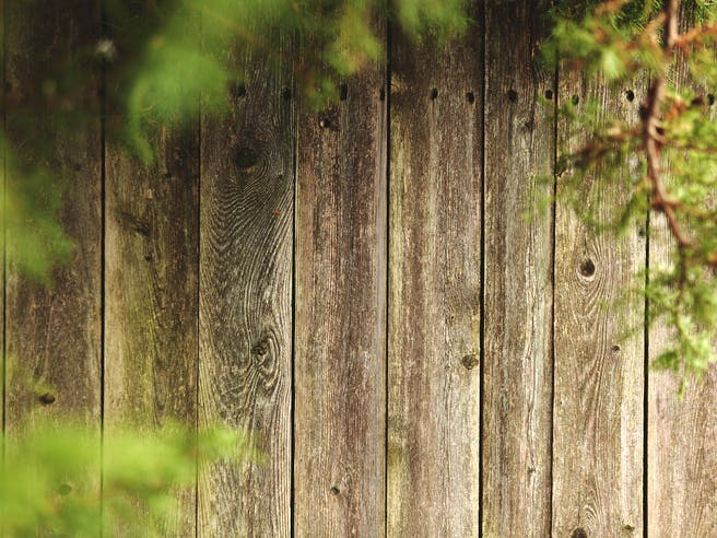 Holzfassade Fertighaus Mythos