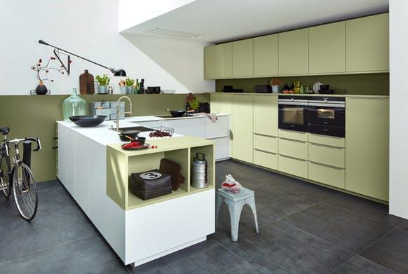Küchen - Nolte Küchen Produktvorstellung Vielseitiges Planungstool - das Mattlackkonzept