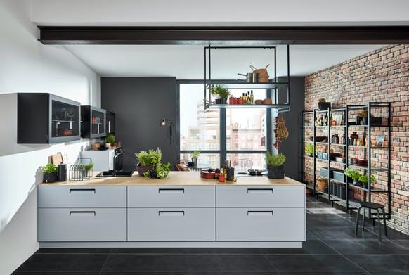 Küchen - Nolte Küchen Produktvorstellung Viel Variationsspielraum Integra