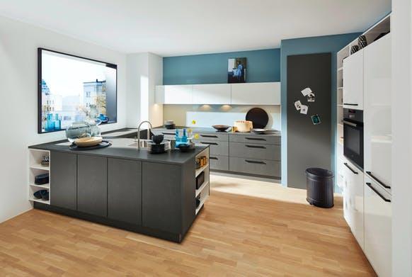 Küchen - Nolte Küchen Produktvorstellung Neue Materialwelt Metall