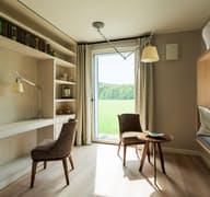 NaturDesign - Musterhaus Köln Innenaufnahmen