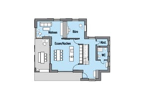 NaturDesign - Musterhaus Köln Grundriss