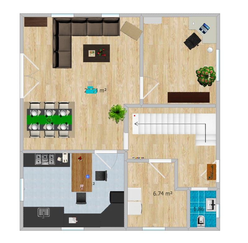 Room Sketcher 2D-full