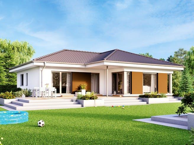 SOLUTION 100 V2 von Living Haus Außenansicht 1