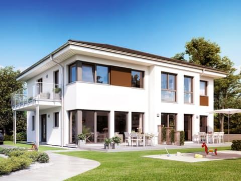 SOLUTION 230 V6 von Living Haus | Fertighaus.de