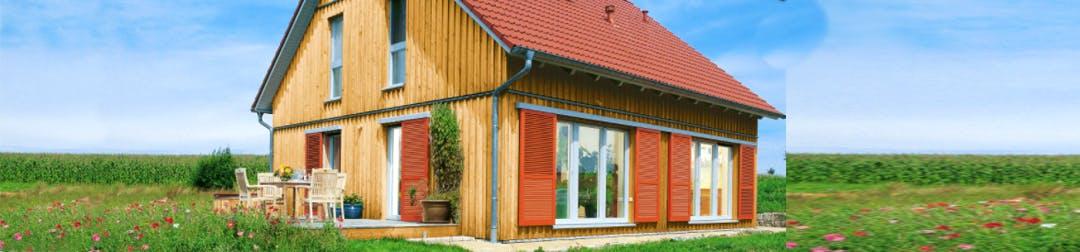 Ein Holzhaus bauen   Preise   Anbieter   Grundrisse   Fertighaus.de