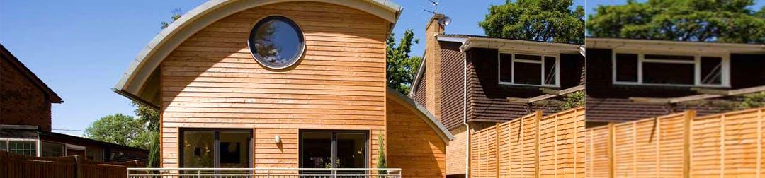 Hauser Mit Tonnendach Ubersicht Kosten Preise