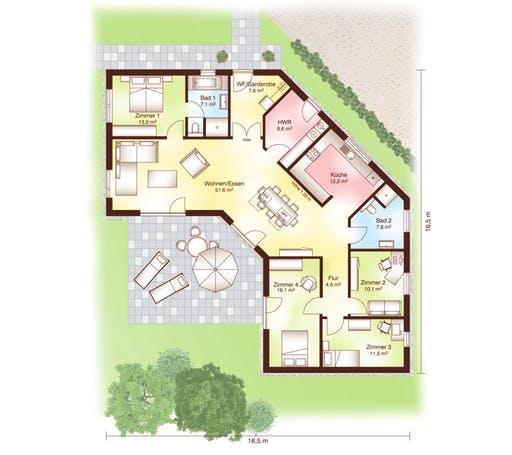 Aarhus Floorplan 1