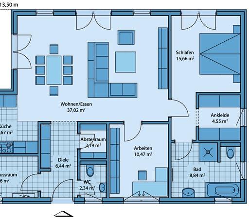 Adagio 100 Floorplan 1