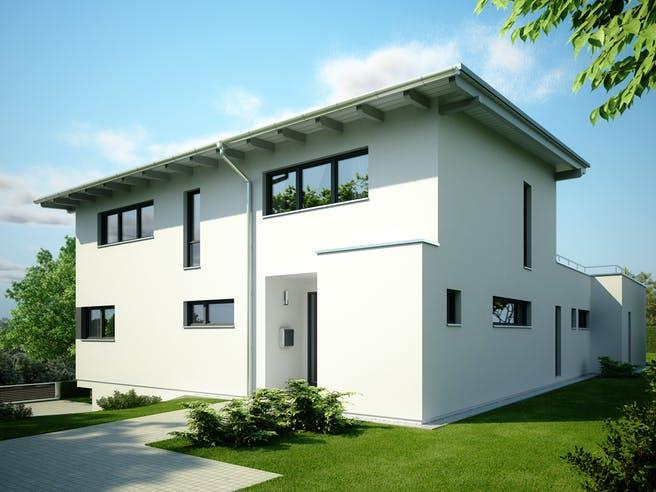 Adamello von Büdenbender Hausbau Außenansicht 1