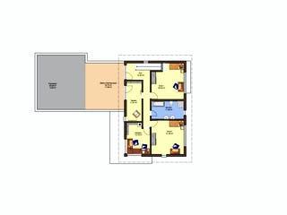 Adamello von Büdenbender Hausbau Grundriss 1