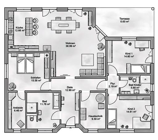 Aestas - Floorplan 1
