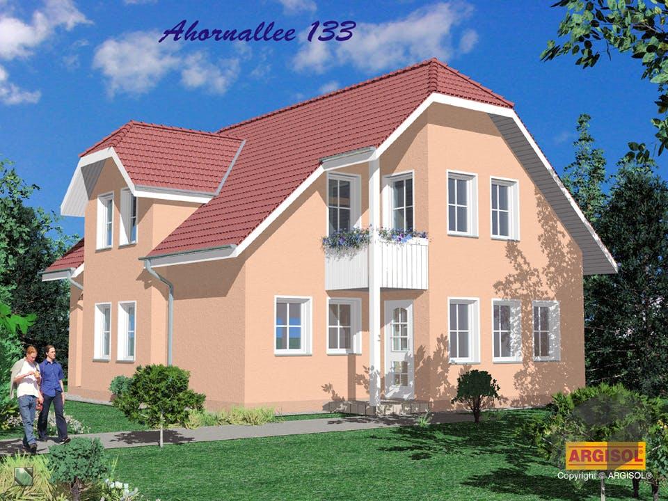 Ahornallee 133 von ARGISOL-Bausysteme - BEWA GmbH Außenansicht