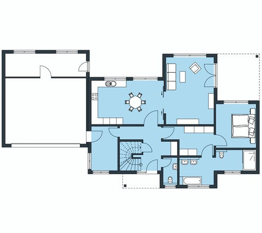 AIM - Elberfeld Floorplan 1