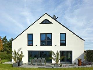 Götze von AIM Hausbau Außenansicht 1
