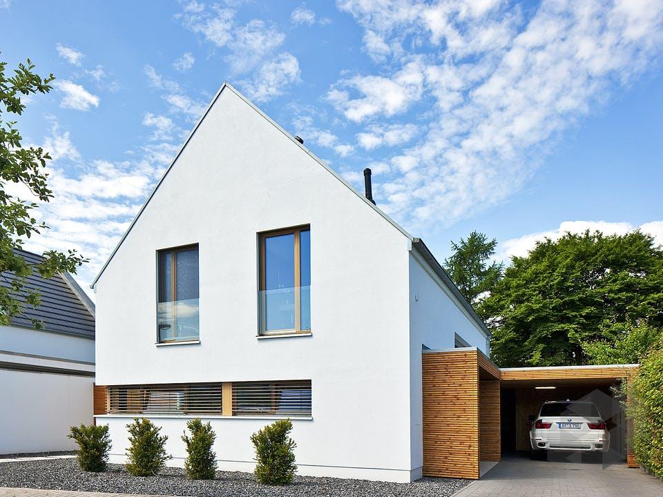 Immel von AIM Hausbau Außenansicht