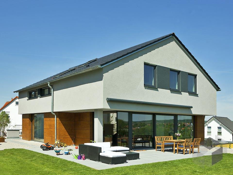 Ohlig von AIM Hausbau Außenansicht