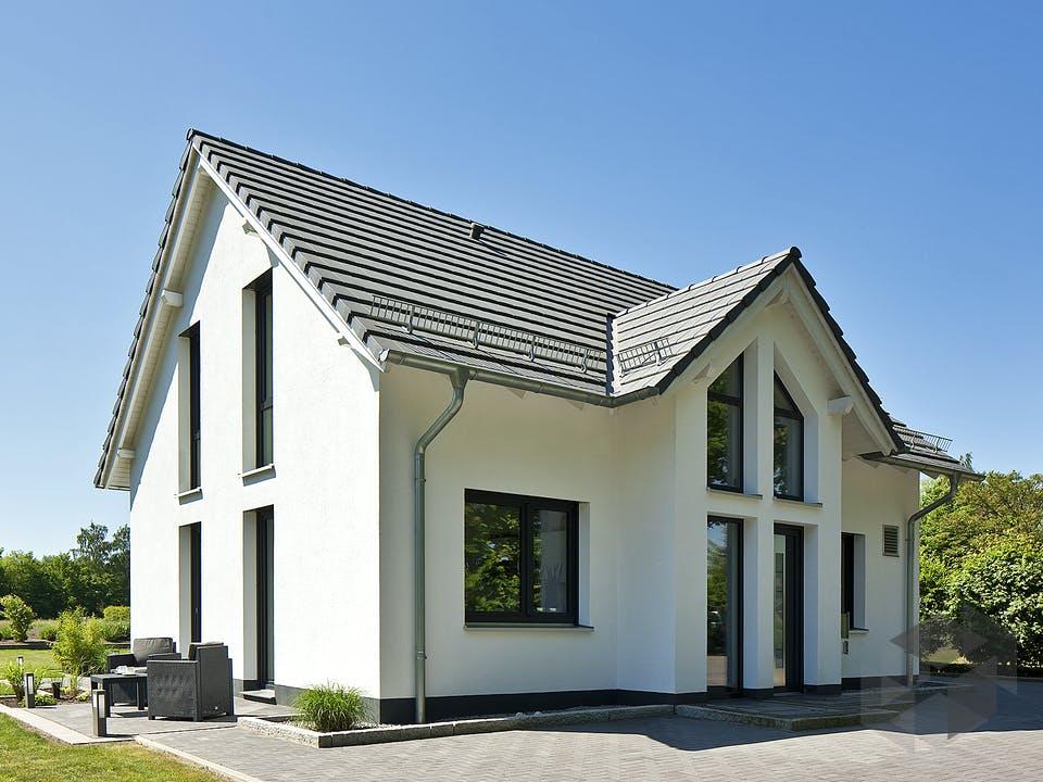 Paulik von AIM Hausbau Außenansicht