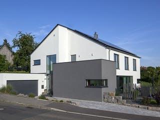 Rademacher von AIM Hausbau Außenansicht 1