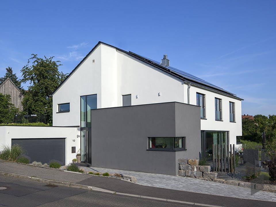 Rademacher von AIM Hausbau Außenansicht