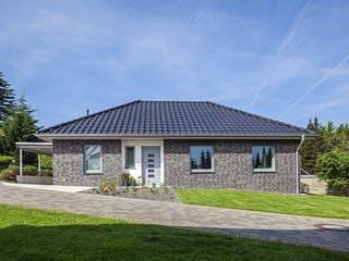 Riedel von AIM Hausbau Außenansicht 1