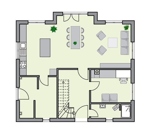 AIM - Ulrich Floorplan 1