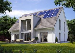 Aktiv-Energiehaus