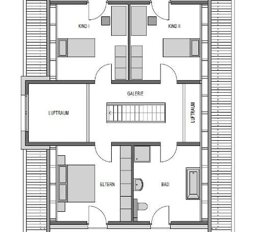 Aktiv-Engergiehaus Floorplan 2