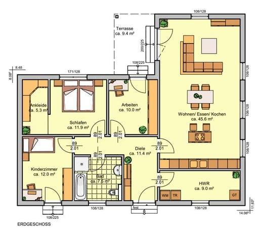Albertino 118 Floorplan 1