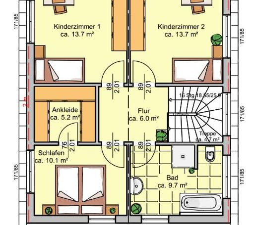 Albertino 128 A Floorplan 2
