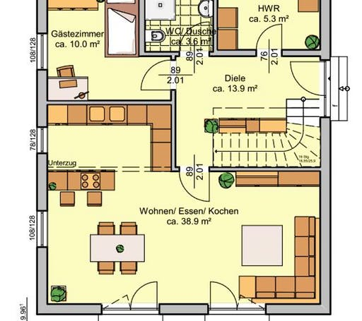 Albertino 139 A Floorplan 1