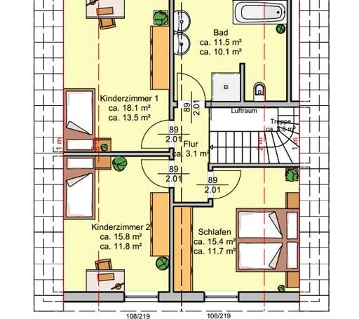 Albertino 139 A Floorplan 2