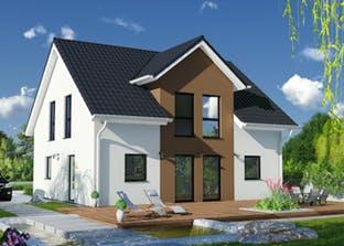 schl sselfertiges fertighaus bis h user preise anbieter. Black Bedroom Furniture Sets. Home Design Ideas